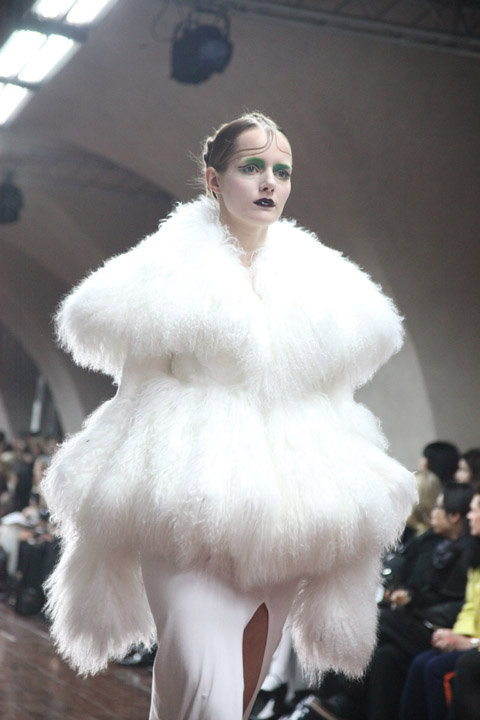 Fyodor Golan AW 2012 - photography by Amelia Gregory