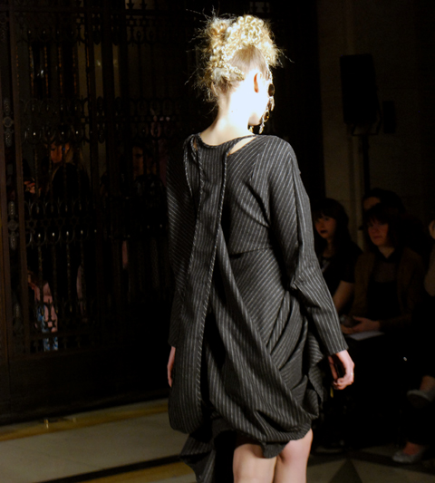 Inbar Spector AW12 photo by Maria Papadimitriou