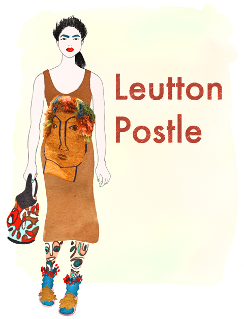 Leutton Postle A/W 2012 by Abi Hall