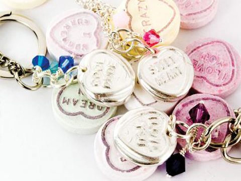 London-Jewellery-School-DIY-Valentines-love-heart-charm