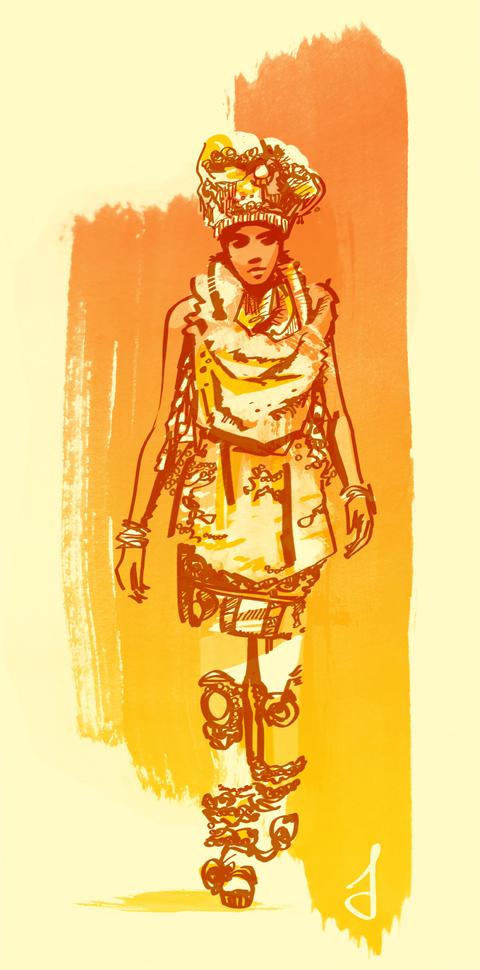 Nova Chiu by Jo Ley