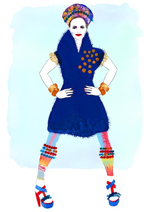 Nova Chiu by Abi Hall