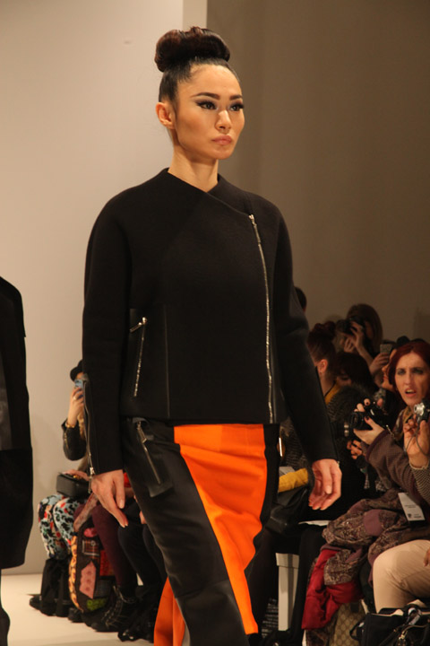 Ones to Watch Heohwan AW 2012 - photography by Amelia gregory