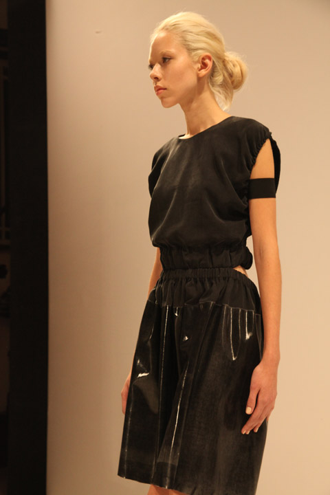 Phoebe English AW 2012 -photo amelia gregory