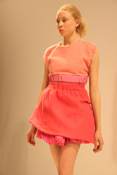 Phoebe English AW 2012 - amelia gregory