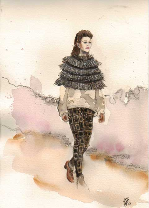 Prose A/W 2012 by Claire Jones