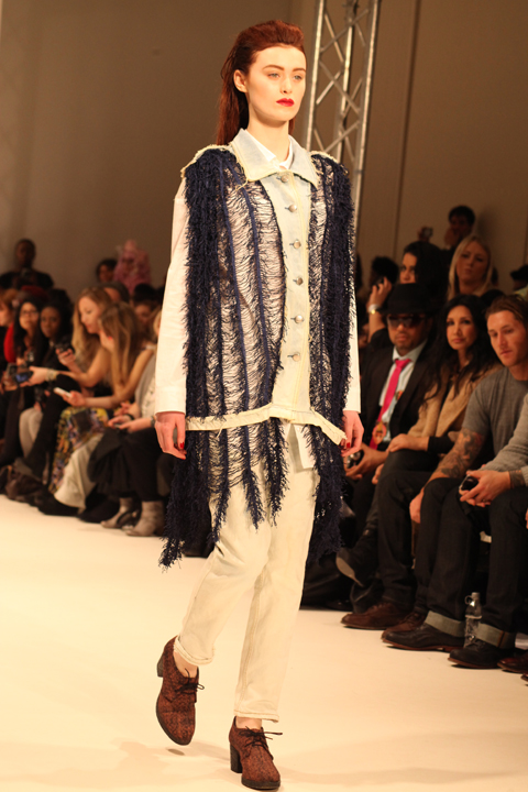 Prose Studio AW 2012 - photo by Amelia Gregory