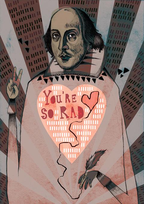 Rebecca-Hendin Valentines shakespeare