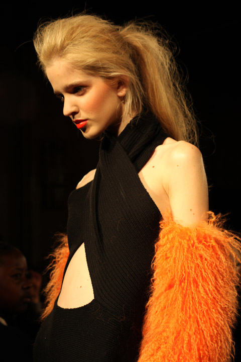 Shao Yen AW 2012 by Amelia Gregory