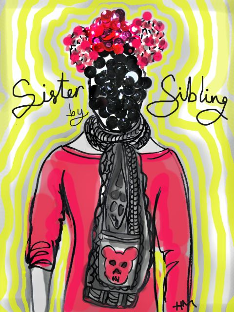 Sister by SIBLING A/W 2012 by Helena Maratheftis