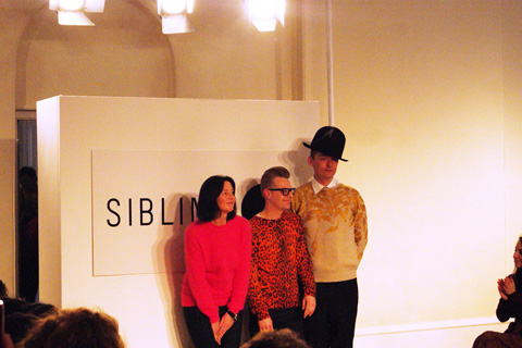 Sister by SIBLING A/W 2012 by Alia Gargum