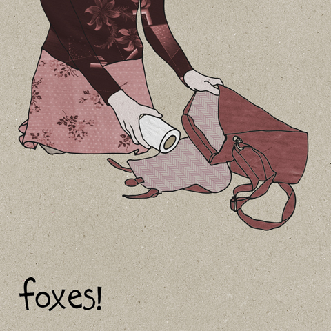 foxes album artwork
