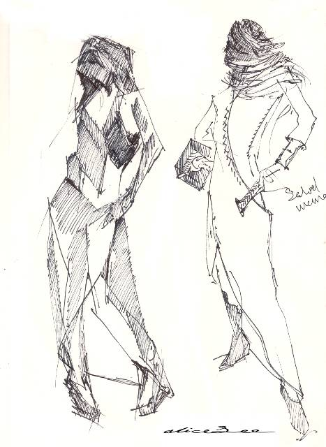 AW12 Sketch courtesy of Alice Lee
