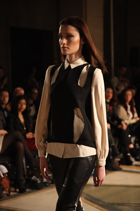krystof strozyna AW 2012 -photo by Amelia Gregory