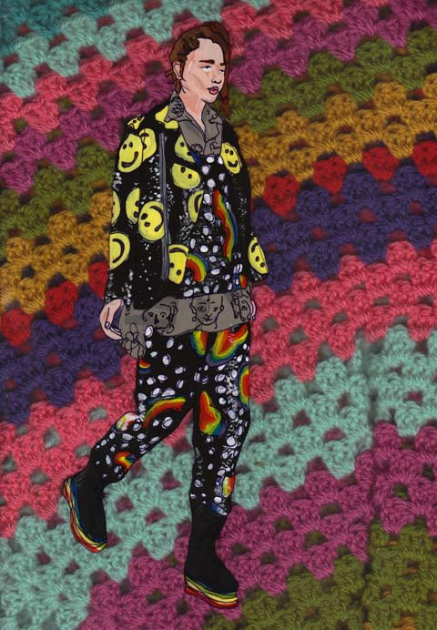 Ashish A/W 2012 by Antonia Parker