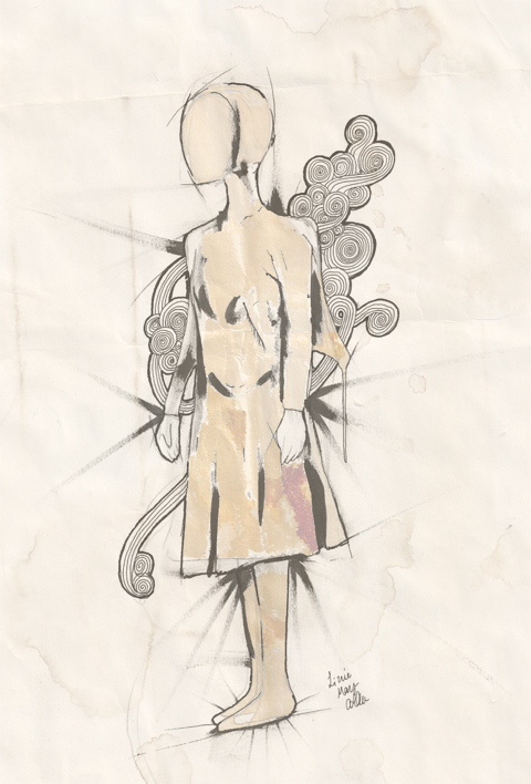 Alexander Groover AW 2012 by Lizzie Mary Cullen