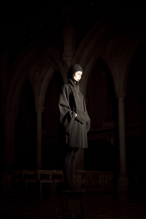 Alexandra Groover AW12 by Paul Phung