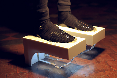Alexandra Groover AW12 by Paul Phung shoes
