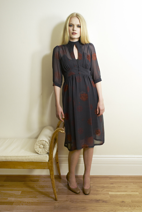 Beautiful Soul AW12 Mio Dress-Olivia Rose