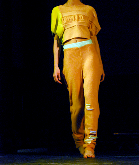 Good Fashion Show AW 2012 photo by Maria Papadimitriou