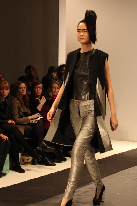 Lako Bukia AW 2012 - photo by Amelia Gregory