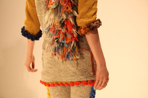 Leutton Postle AW 2012 - photo by Amelia Gregory