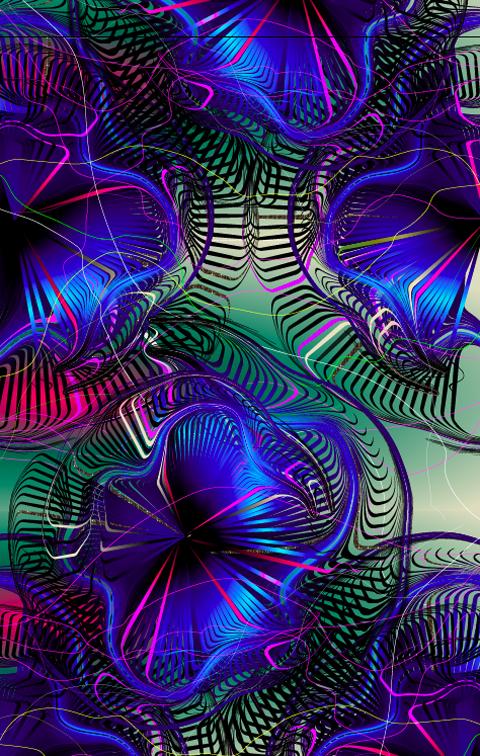 Modern Love print design SS 2012