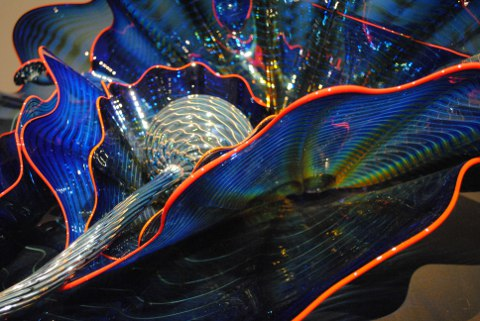 Chihuly at the Halcyon Gallery