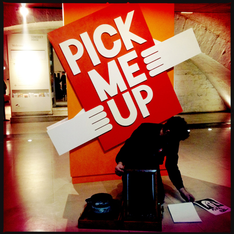 Pick Me Up 2012  photo amelia gregory