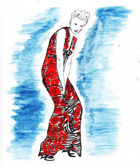 Sarah Arnett Modern Love by Jacqueline Valencia