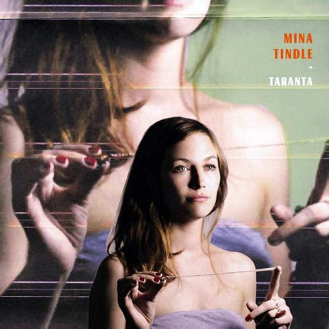 mina tindle taranta album cover