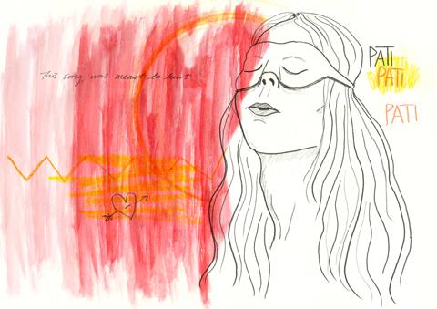 Pati Yang Illustraton by Asa Wikman © asa wikman