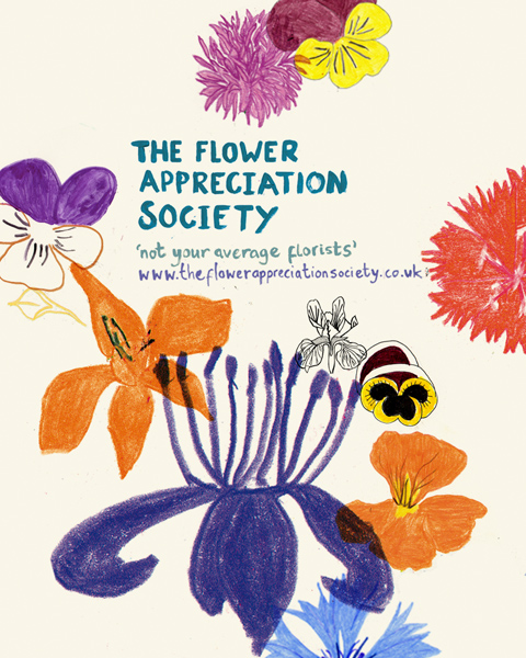 The Flower Appreciaiton Society_introducing