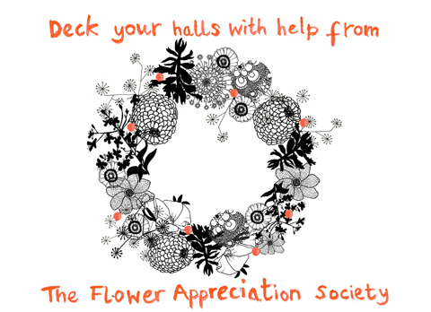 The Flower Appreciation Society_Christmas