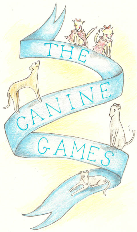 Canine Games by Polly Stopforth