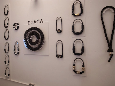 Middlesex University jewellery graduate show 2012-Middlesex Uni -Chaca Jacobsen