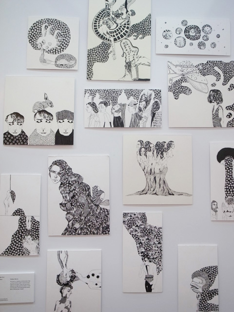 New Blood graduate show 2012 -Nikki Wei Guo
