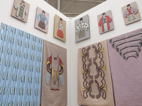 New Designers part one 2012 -Emily de Vale