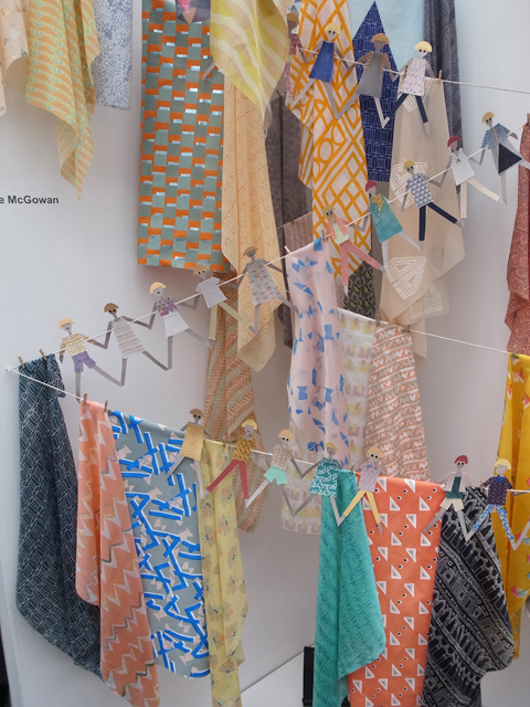 New Designers part one 2012 -Sylvie McGowan