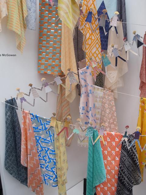 New Designers part one 2012 -Sylvie McGowan