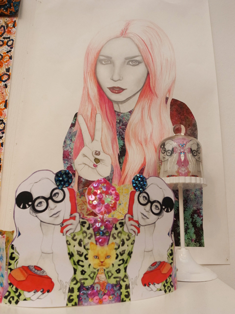 New Designers part one 2012 -Robyn Taylor