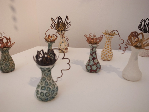 New Designers part one 2012 -Rebecca Symons