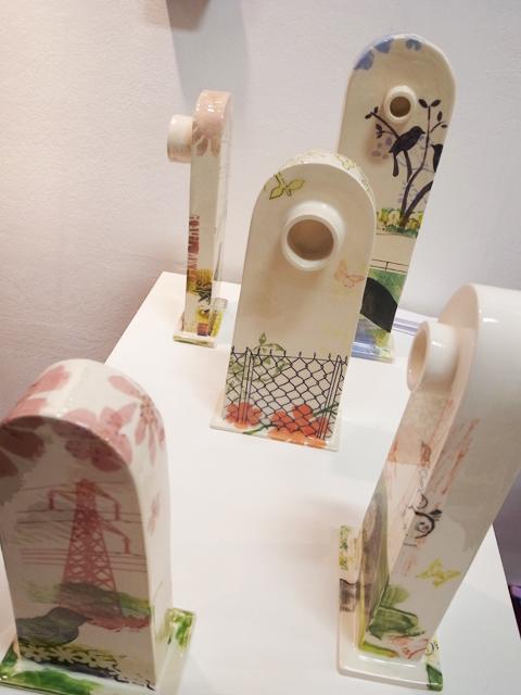 New Designers part one 2012 -Debbie Howard
