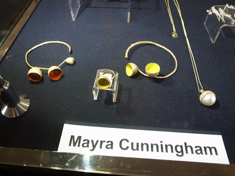 New Designers part one 2012 -Mayra Cunningham