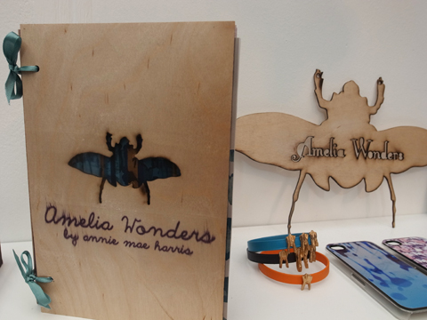 New Designers part one 2012 -Amelia Wonders