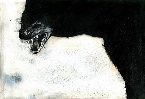 Predator by Charlie Rallings