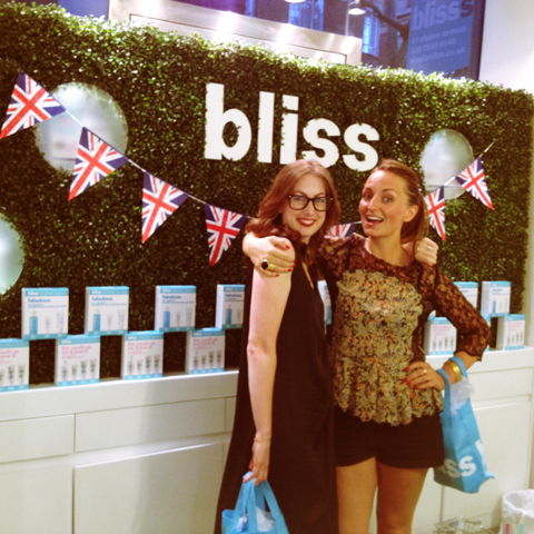 Bliss Spa Mothers Meeting 2012-
