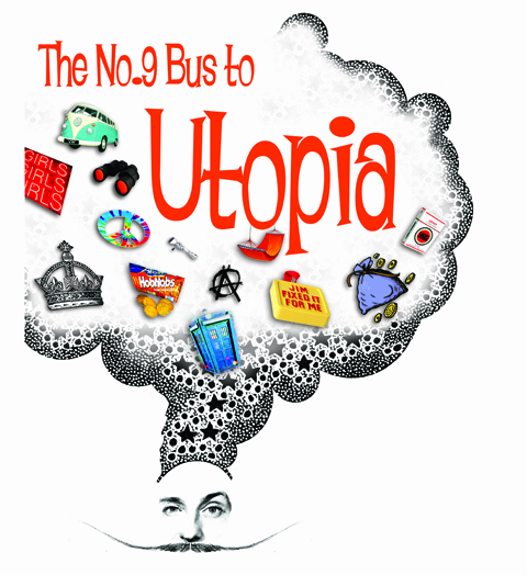 No9 Bus to utopia cover