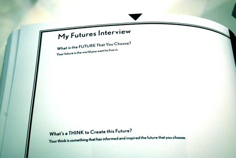 Think Act Vote The Future We Choose Book Launch bit from Futures Interview