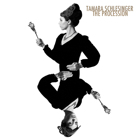tamara schlesinger the procession album cover